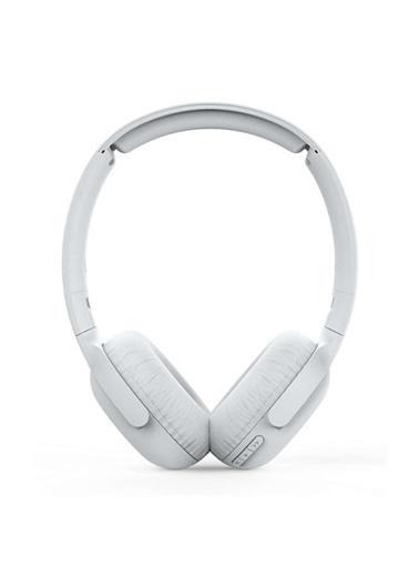 Philips Tauh202Wt/00 Kulaküstü Kablosuz Kulaklık, Beyaz Beyaz